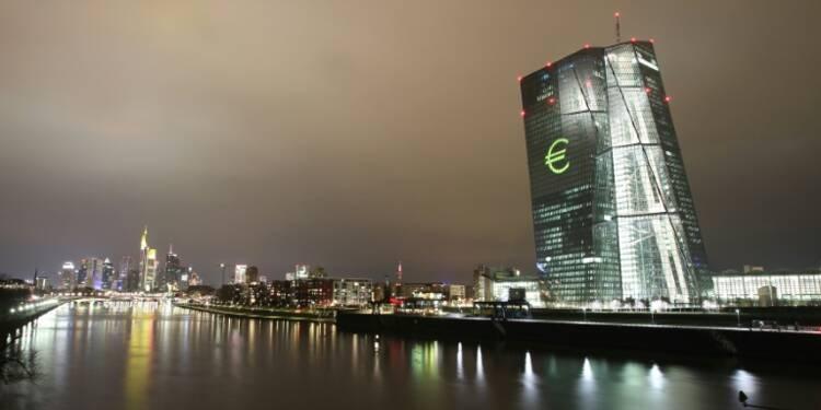 Zone euro: rebond de la production industrielle en janvier