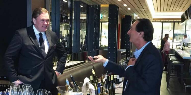« D'ici quelques années, on n'aura peut-être plus de bourgognes dans les foires aux vins… »