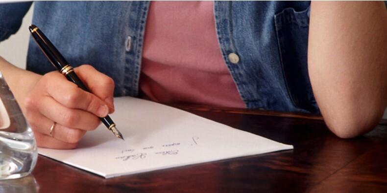 Retrouvez une belle écriture