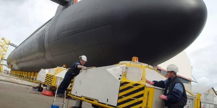 """""""Succès"""" d'un tir d'essai de missile M51 depuis le Finistère (ministère de la Défense)"""