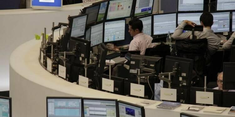 Les Bourses européennes se retournent à la hausse à la mi-séance