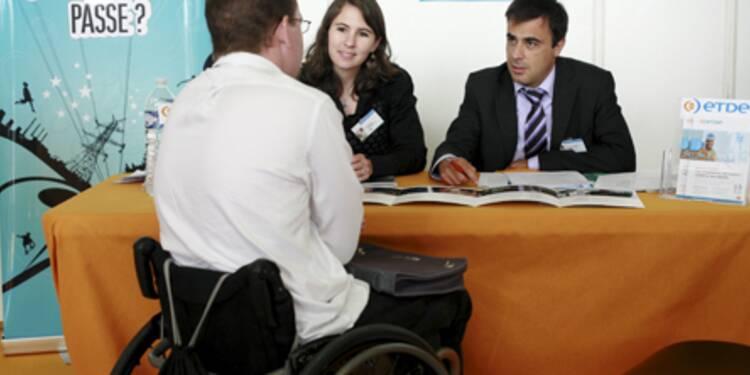 Emploi des handicapés : les employeurs font enfin des efforts