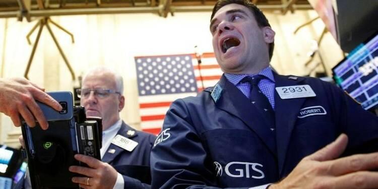 Wall Street toujours freinée par le Brexit