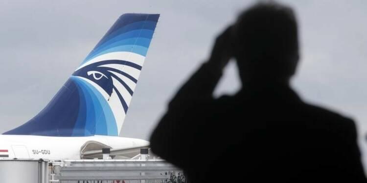 L'épave du vol MS804 a été retrouvée, annonce Egyptair