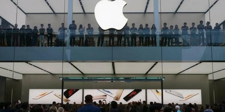 Apple finit l'année en baisse, une première depuis 2008