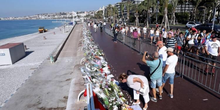 Après l'attentat de Nice, la Côte d'Azur lance une campagne pour soutenir le tourisme