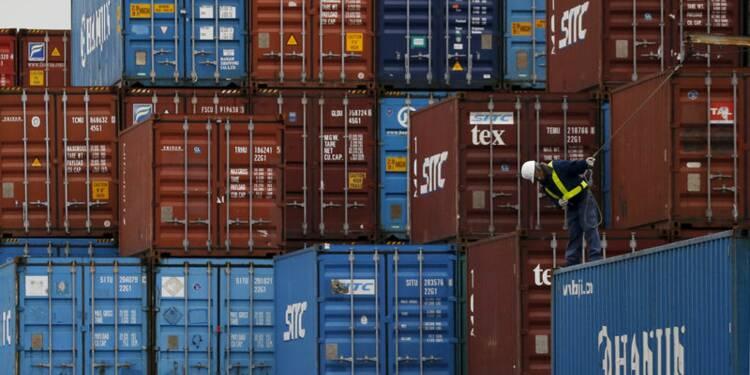 Les exportations japonaises en baisse de 10% en avril
