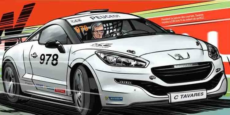 Carlos Tavares, un an pied au plancher pour transformer Peugeot Citroën