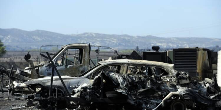 Les incendies les plus dévastateurs en France depuis 2003
