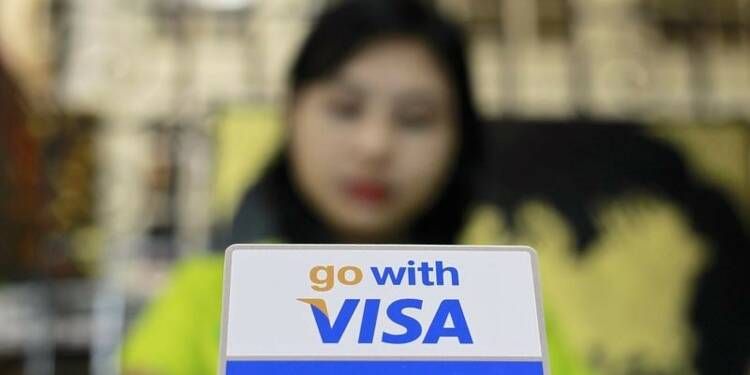 Visa confirme ses prévisions annuelles