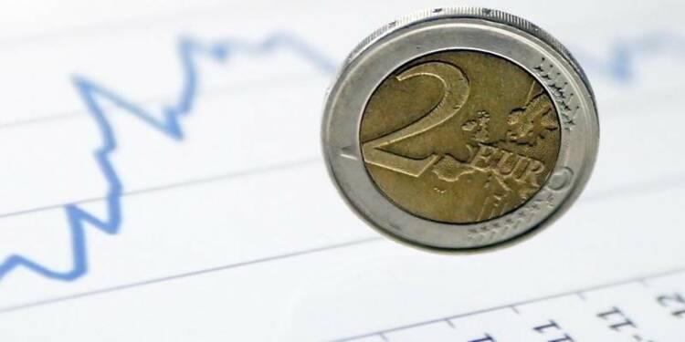 L'inflation demeure négative dans la zone euro
