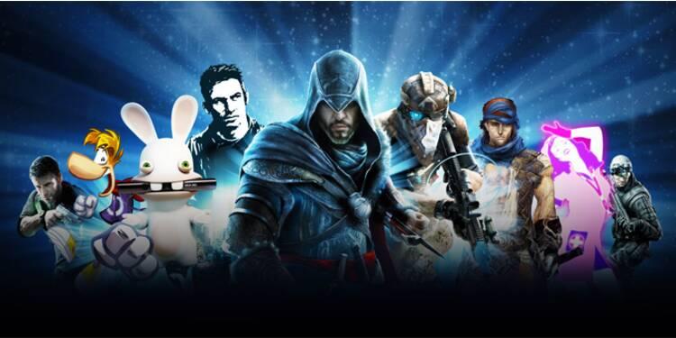 Chute impressionnante d'Ubisoft en Bourse