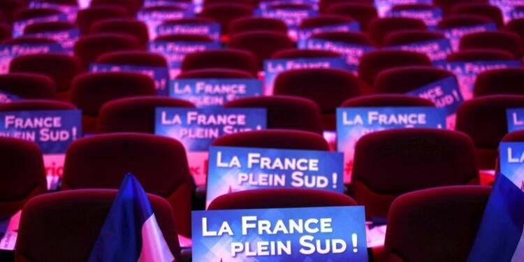 Le FN possible gagnant dans trois régions, selon un sondage
