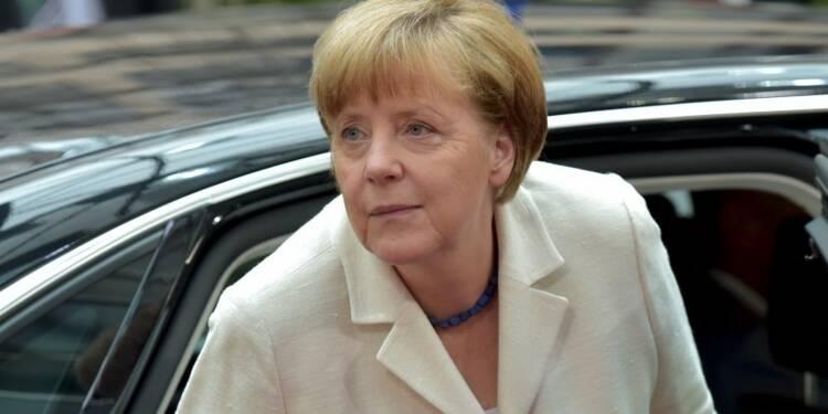 Angela Merkel personnalité de l'année 2015 pour Time Magazine