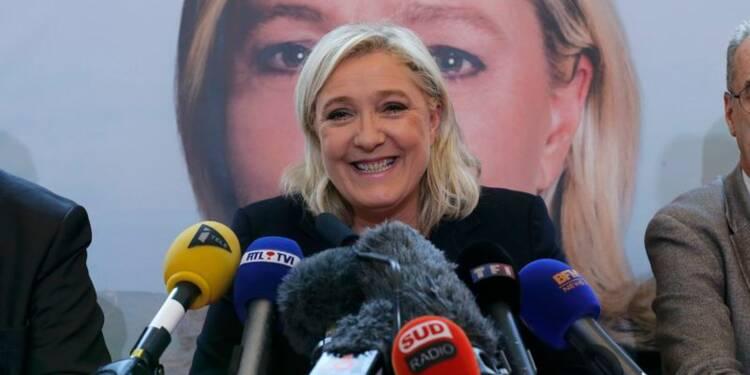 Le Front national s'enracine scrutin après scrutin