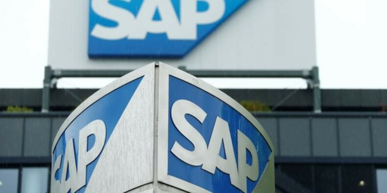 SAP fait mieux que prévu grâce aux ventes de licences