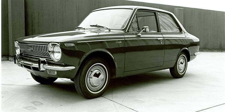 """Toyota Corolla, 1966 : Le triomphe planétaire du """"zéro défaut"""""""
