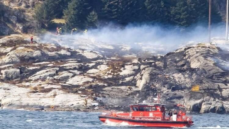 La Norvège interdit les hélicoptères Super Puma d'Airbus