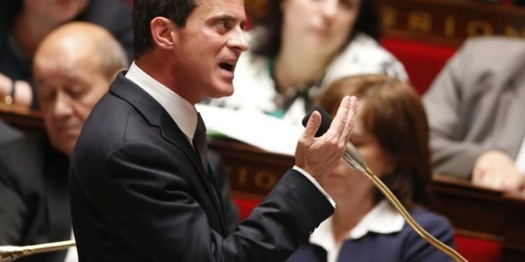 """Loi travail: Valls évoque des """"modifications"""" et des """"améliorations"""""""
