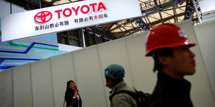 Toyota vise 1,15 million de véhicules vendus en Chine en 2016