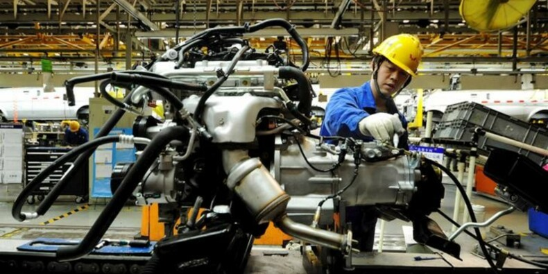 Rebond inattendu dans le secteur manufacturier chinois