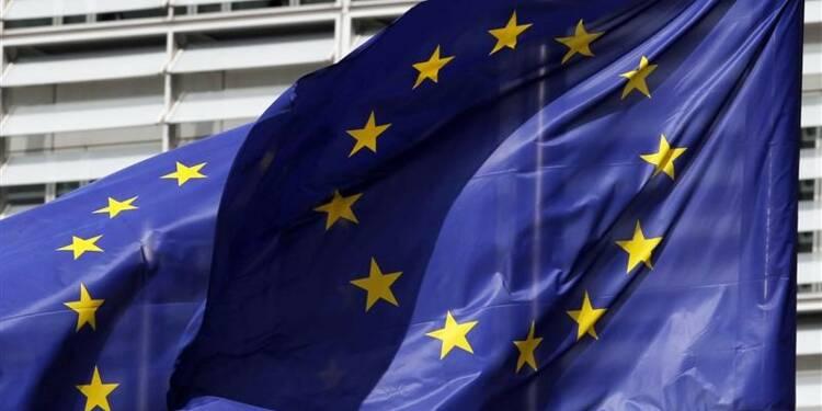 La croissance du 1er trimestre en zone euro révisée en baisse