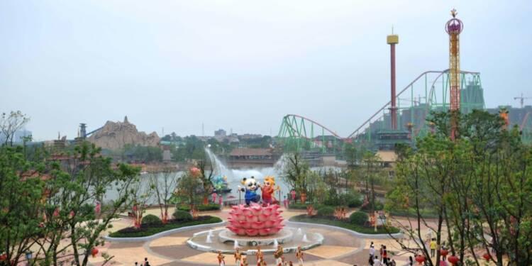 Chine: Wanda ferme un complexe de loisirs