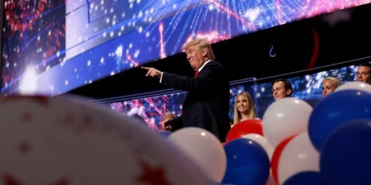 Le Grand Old Party adoube Trump et s'interroge sur son identité