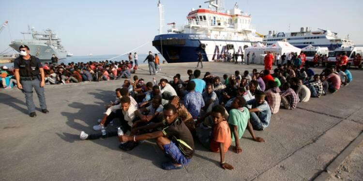 Le nombre de migrants morts en Méditerranée atteint un record