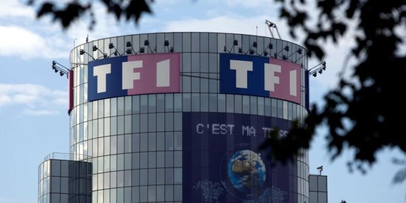TF1 recule en Bourse, prévoit un marché publicitaire stable