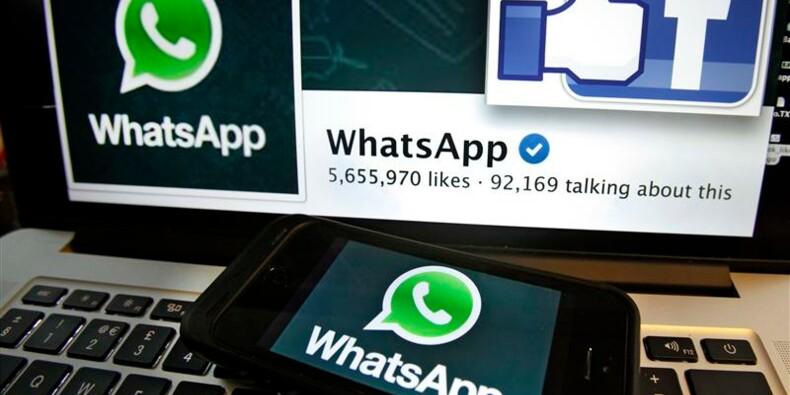 Facebook achète WhatsApp pour 16 milliards de dollars