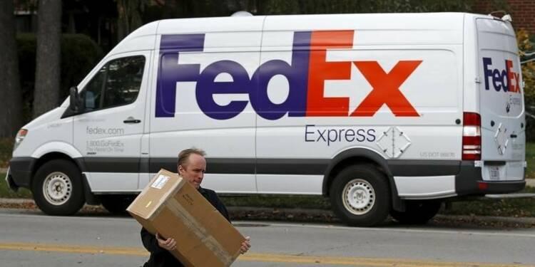 FedEx augmente son bénéfice et sa marge au 2e trimestre