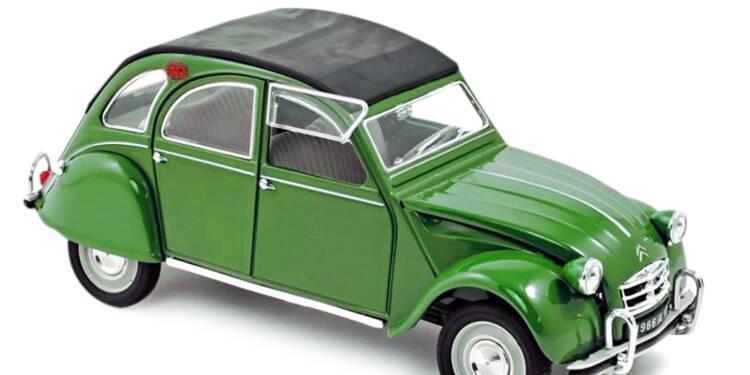 Citroën 2 CV, 1949 : Poussive et moche, mais sympa et increvable
