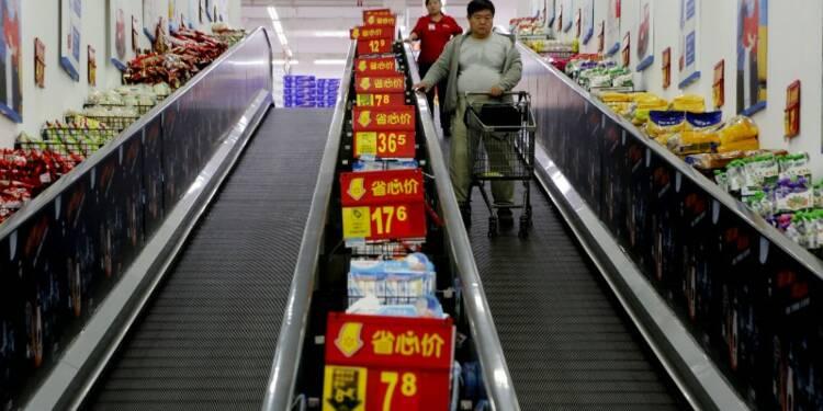 L'inflation ralentit en Chine à 1,8% en juillet