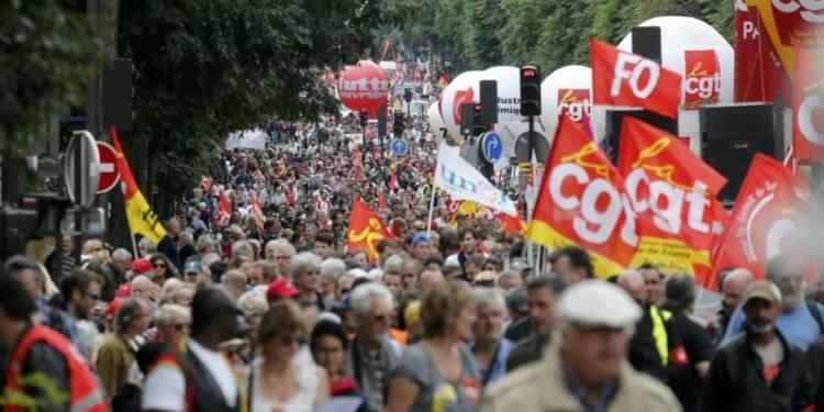 Appel à l'action des opposants à la loi Travail le 15 septembre