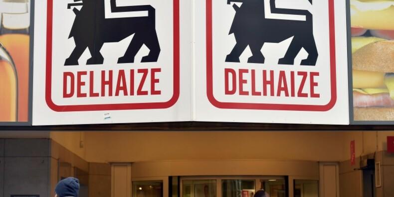 Forte hausse des ventes trimestrielles de Delhaize en Belgique