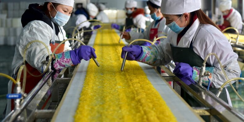 Chine : la croissance est tombée en 2015 au plus bas depuis (au moins) 25 ans