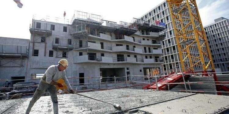 Les mises en chantier de logements repartent en hausse