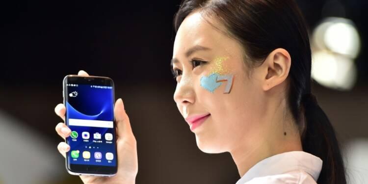 Samsung anticipe de meilleurs résultats que prévus, grâce au Galaxy S7