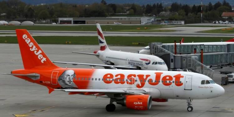 EasyJet dans l'incertitude après les attaques en Europe