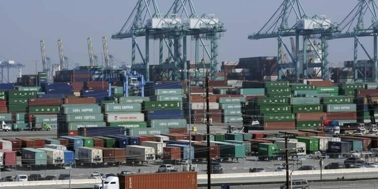 Le déficit commercial américain se creuse en février