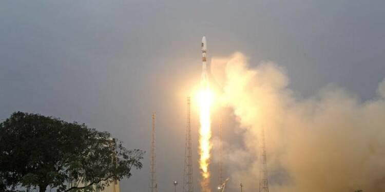Lancement de deux nouveaux satellites Galileo, le GPS européen