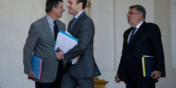 De Londres à Varsovie, Emmanuel Macron soigne son image européenne