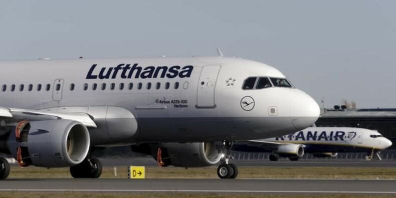 Ryanair en Allemagne menace Eurowings et Lufthansa