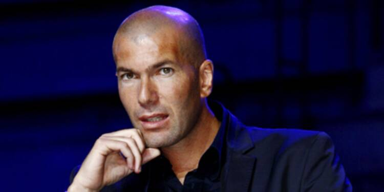 Zidane, entraîneur au Real, touchera  6 fois moins que Carlo Ancelotti et Pep Guardiola