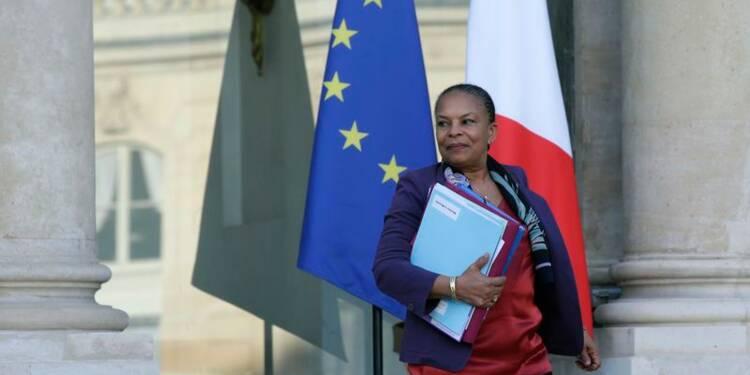 Les appels à la démission de Christiane Taubira se multiplient
