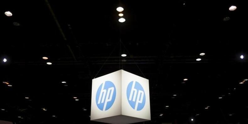 Les résultats de HP souffrent d'une baisse de la demande