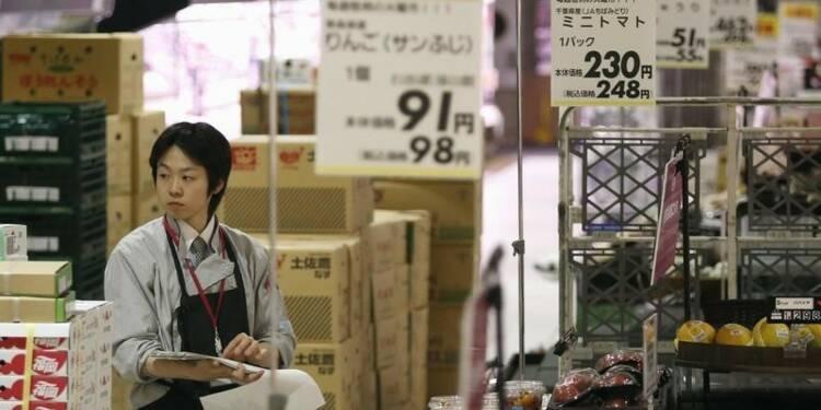 Le secteur japonais des services marque le pas