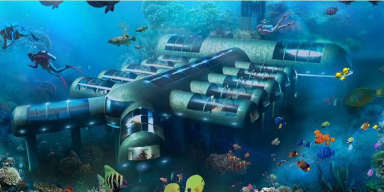 Planet Ocean, ce projet fou d'hôtel sous la mer à 3.000 dollars la nuit