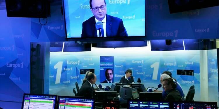 François Hollande assure qu'il ne cédera pas sur la loi Travail